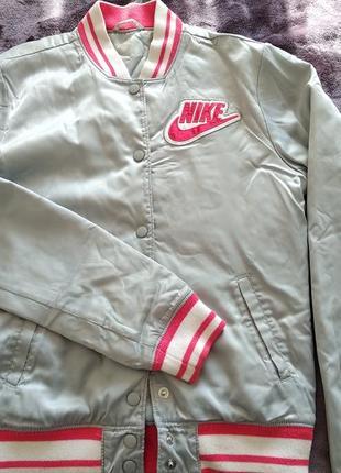 Куртка бобка nike