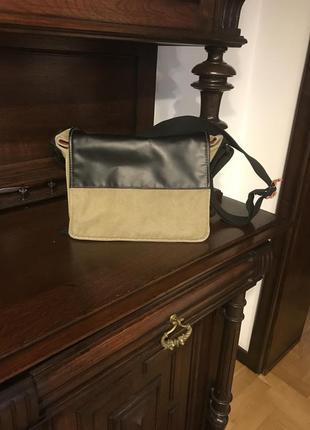 Мужская сумка немецкого бренда jost