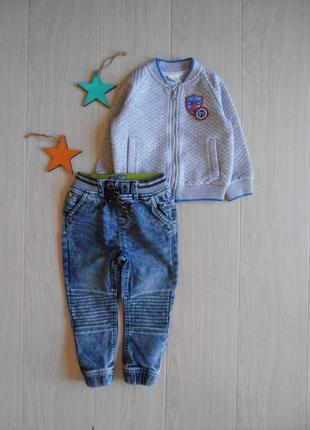 Набор бомпер+ джинсы