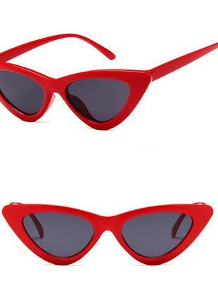 6 элегантные солнцезащитные очки