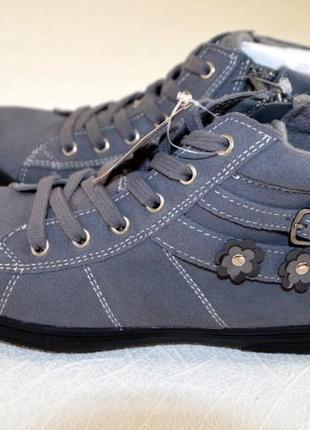Ботинки натуральные graceland 34  35 размер