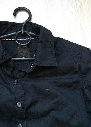 Рубашка tommy hilfiger2 фото