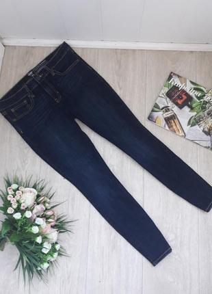 Модные укороченные джинсы с(27) gap
