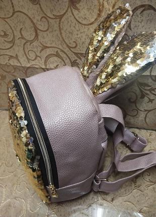 Рюкзак кожзам д63 фото