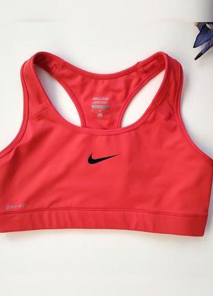 6f9cff86 Яркий спортивный топ nike pro (оригинал) Nike, цена - 140 грн ...