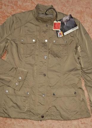 Роскошная брендовая абсолютно новая ветровка куртка geox