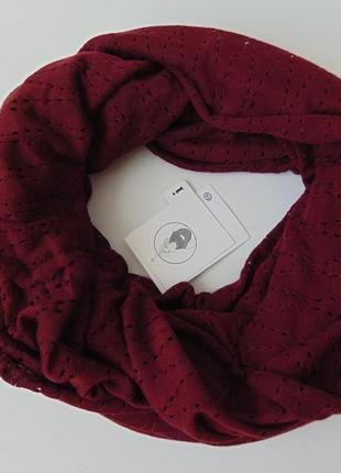 Ажурный хомут шарф снуд c&a германия