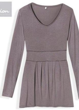Платье - туника из вискозы от blue motion, р-р l 44-46 европейский
