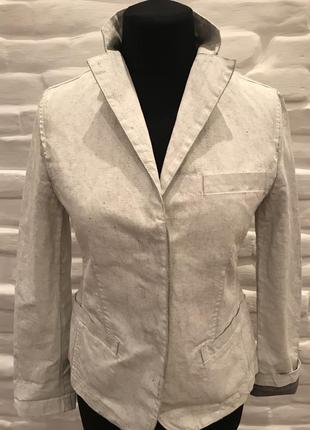 Annette görtz женский пиджак жакет с напылением