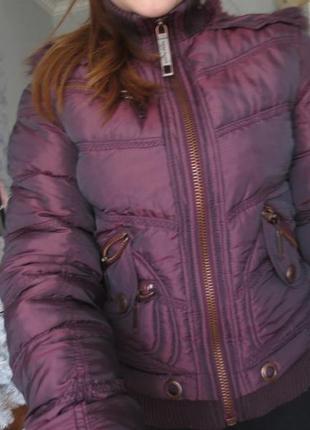 Куртка осінньо-зимова river island, 10