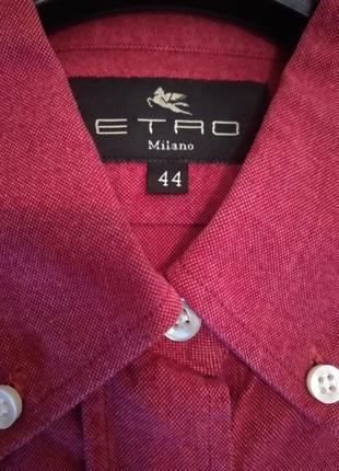 Рубашка etro2 фото