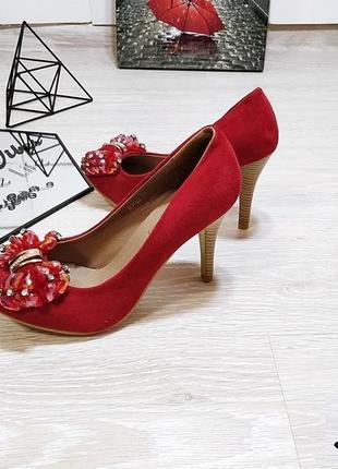 Стильные мягкие туфельки