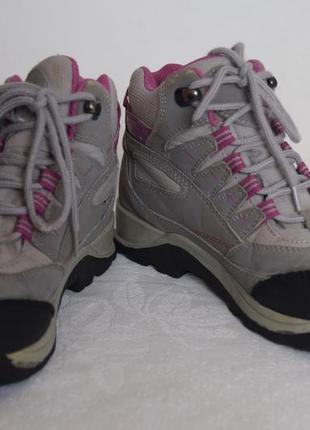 Демисезонные ботинки aigle