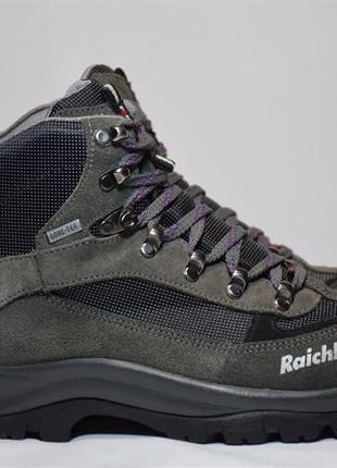 Ботинки raichle / mammut nebraska gtx gore-tex трекинговые. оригинал. 38 р./24 см.
