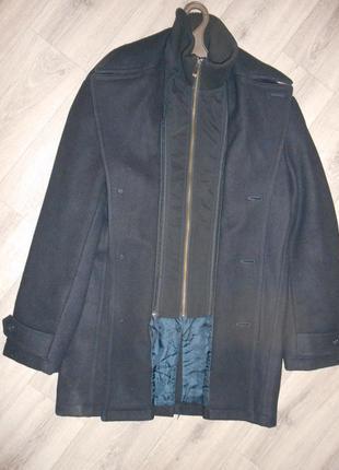 Maddison. шерстяное пальто, 80 % шерсти.1