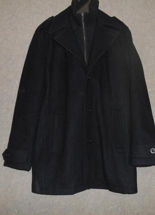 Maddison. шерстяное пальто, 80 % шерсти.2