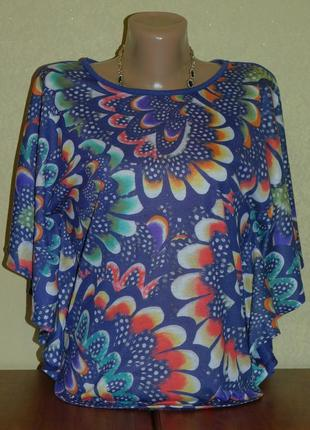 Красивая блуза на 44-46 размер