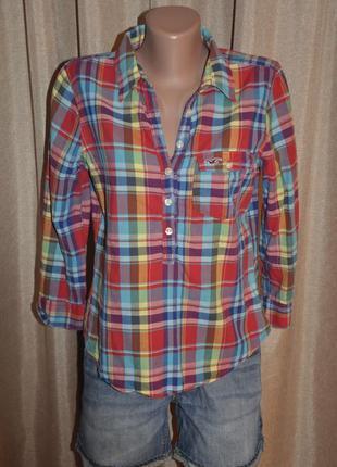 Рубашка hollister