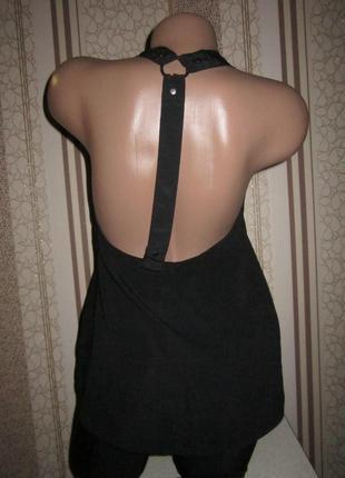 Брендовая майка от tally weijl 40-42 ххс-хс размера