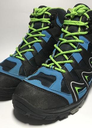 Детские зимние термо мембранные ботинки everest