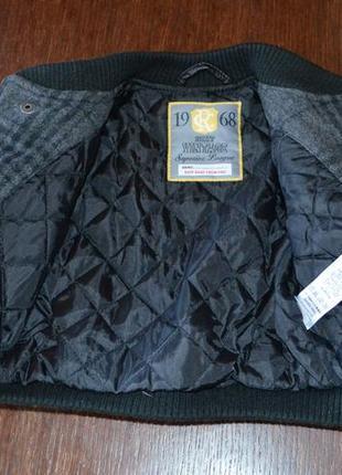 Куртка next( vintage)  3-6 мес ( 68 см).3 фото