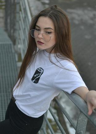 ~тренд футболка porn milf taste~