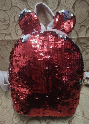 Женский рюкзак эко-кожа д112