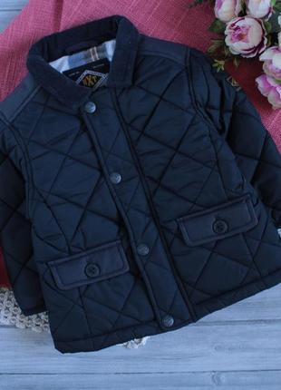Стильная деми куртка-пиджак