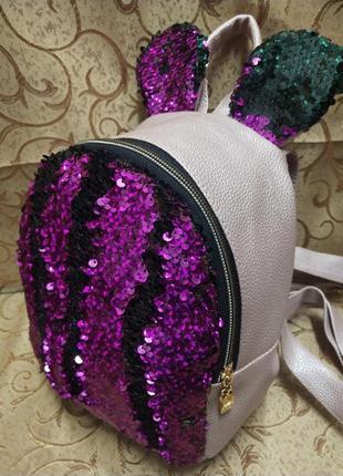 Женский рюкзак эко-кожа д16