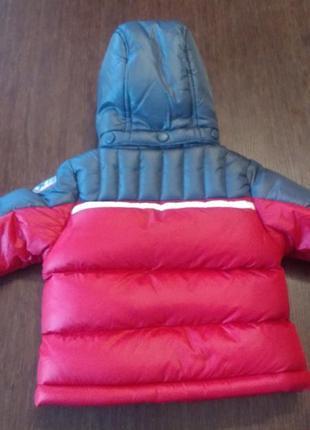 Куртка boboli 1 мес( 56 см).2 фото