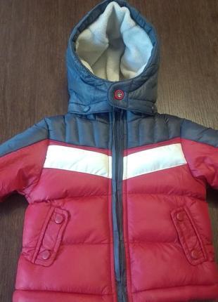 Куртка boboli 1 мес( 56 см).