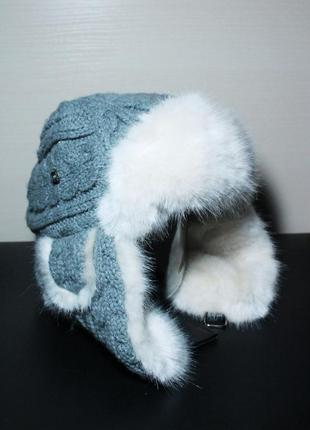 Barts шапка ушанка зимняя очень теплая находка на зиму тренд