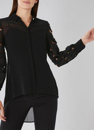 Шикарная кружевная блузка coast cressida lace blouse