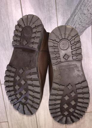 Стильные , демисезонные ботинки , челси next размер 18