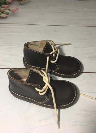 Ботинки на мальчика.4