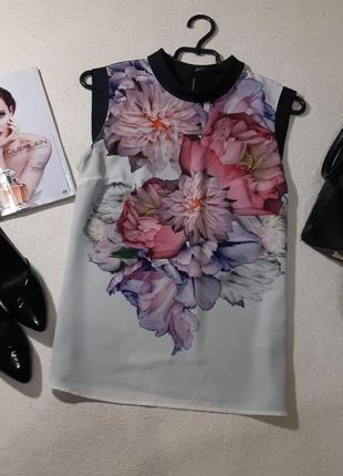 Стильная блуза.размер m