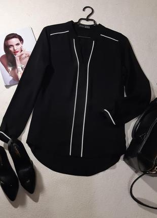 Стильная блуза .размер м
