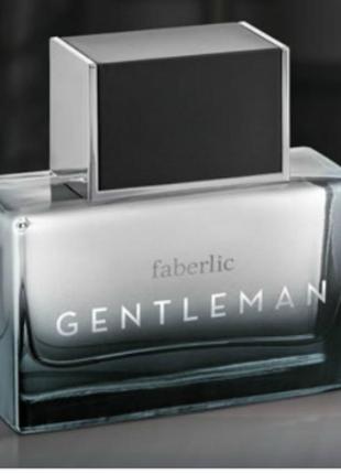 Туалетная вода gentleman (джентльмен)