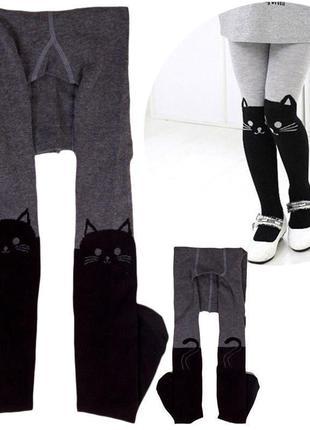 Колготы кошка хвостик