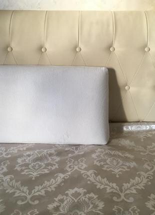 Подушка ортопедическая memory со со съемными чехлом