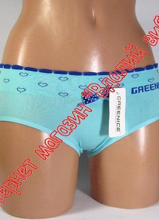 Трусы бесшовные greenice арт.3548