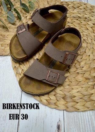 Босоножки birkenstock