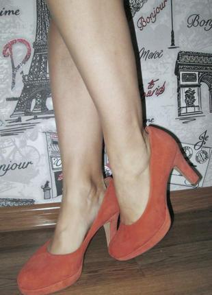 Туфли clarks software стелька 26,5 см.