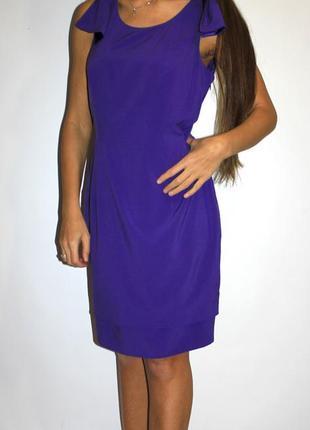 Красивое яркое платье по фигуре -- есть бирка! -- срочная продажа --