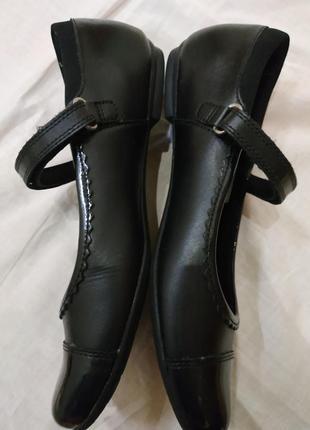 Clarks туфли на 37,5-38 размер5 фото