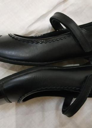Clarks туфли на 37,5-38 размер4 фото