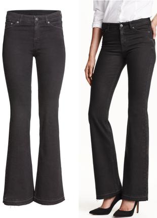 Высокие джинсы клеш - распродажа 🔥 много брендовой одежды!
