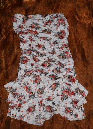Летнее платье 44-46 рр