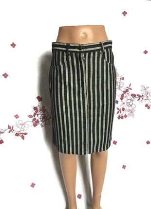 Юбка в полоску - распродажа 🔥 много брендовой одежды!
