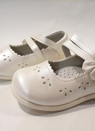 Нарядные туфельки   для маленьких принцес  clibee (румыния)  р.19-24 цена 310 гр.2